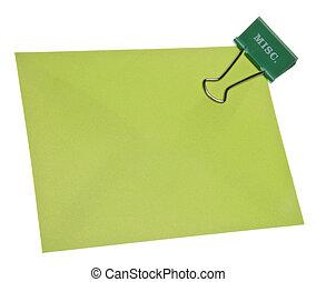 misc, trombone, vert, paper.