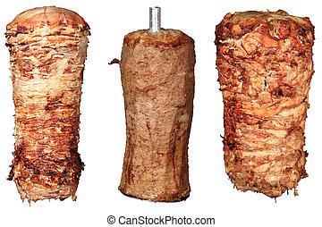 miscelare, kebab