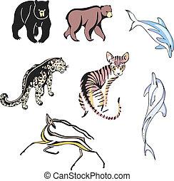 miscellaneous mammal animals