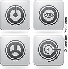 Miscellaneous Platinum Icons