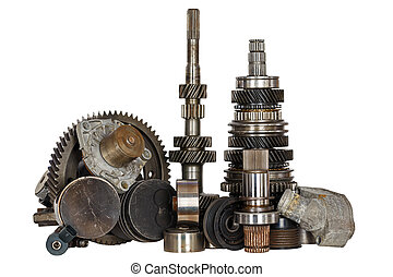 Miscellaneous used car parts