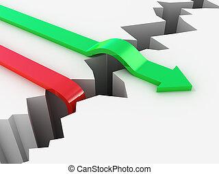 mislukking, succes, competitie