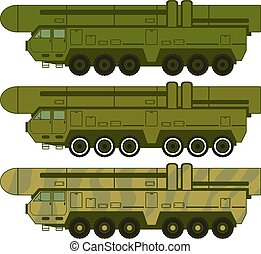Missile carrier