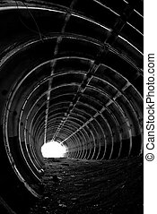 Missile silo - An old soviet missile silo