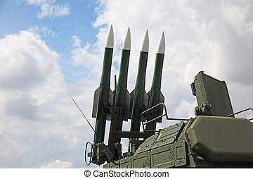 missile system Buk