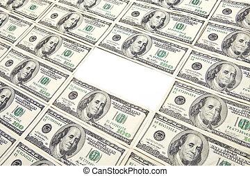 Missing 100 Dollar Bill