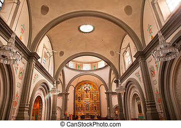 Mission Basilica San Juan Capistrano Church California