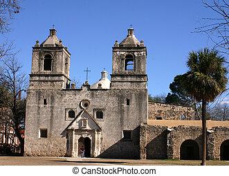 Mission Concepcion San Antonio - Mission Conception in San...