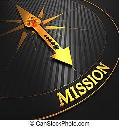 mission., concept., empresa / negocio
