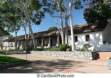 Mission San Luis Obispo - Historic Spanish mission in San ...