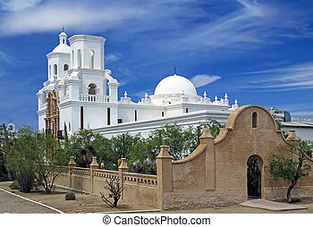 Mission San Xavier, Tucson