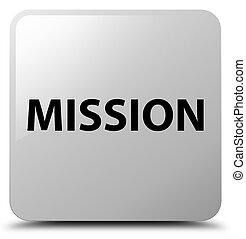 Mission white square button