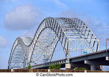 Mississippi Arch Bridge Memphis