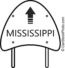 mississippi, estado