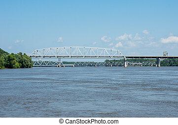 mississippi folyó, erős