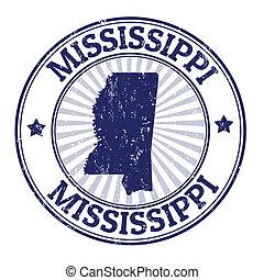 Mississippi stamp