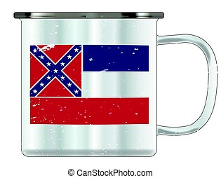 Mississippi Tin Cup