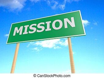 misszió