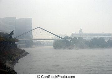 Mist on the Rhine