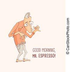 Mister Espresso Coffee