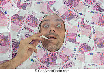 Mister Euro smoke