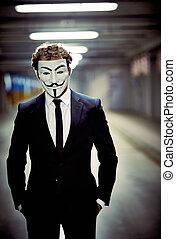 misterioso, anonym