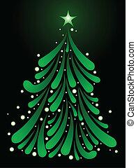 mistletoe, árvore natal