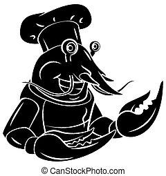 mistrz kucharski, capstrzyk, homar