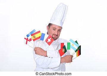 mistrz kucharski, dzierżawa, bandery