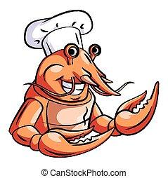 mistrz kucharski, homar