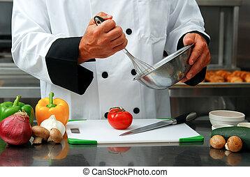 mistrz kucharski, warzywa