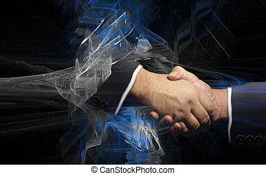 Misty - Dream like agreement in smoke