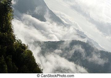 Misty Mountain Ridge