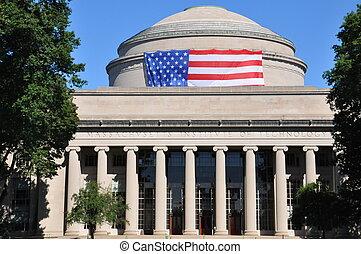 MIT in Cambridge, MA, USA
