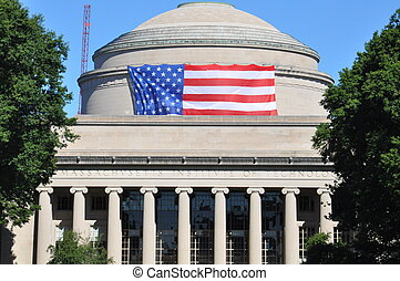 MIT in Cambridge, MA, USA
