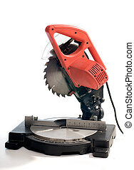 Mitre saw - Rotataing electricity circular saw with variable...
