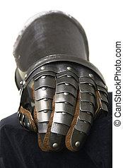 mitten - historical armour