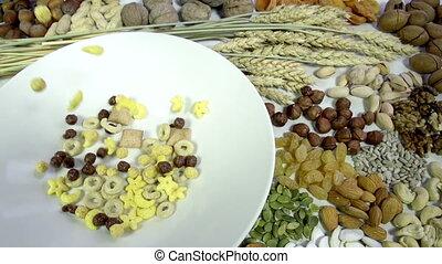 Mix Breakfast Cereal