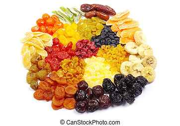 dried fruits collection