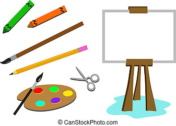 Mix of Creative Tools - A variety of Tools are used to...