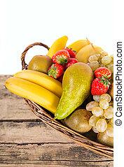 Mix of fruits