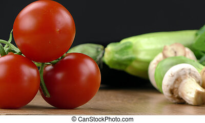 Mix of healthy Organic Vegetable