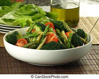 Mix of vitamins