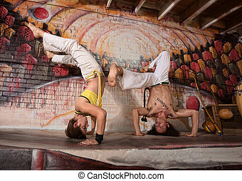Mixed Capoeira Experts