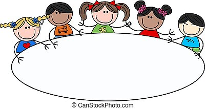 mixed ethnic kids header