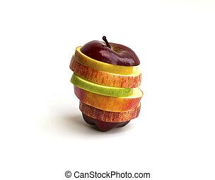 Mixed Fruit.