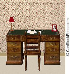 desk setting