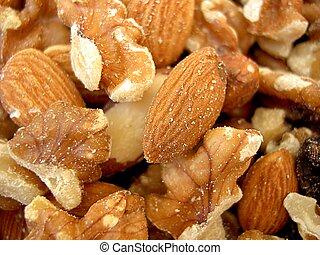 Mixed Nuts - Mixed nuts macro