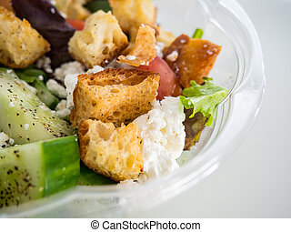 Mixed salad plate 3
