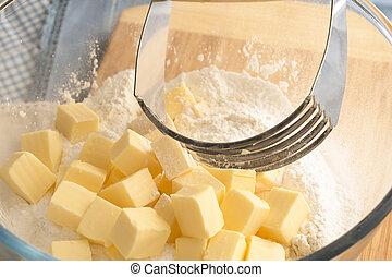 mixeur pâtisserie